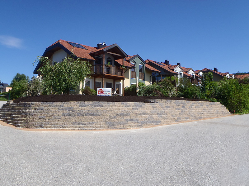 Gartenmauer Gestaltung außenanlagen gartengestaltung in salzburg oberösterreich