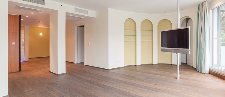 Umbau Wohnung Salzburg